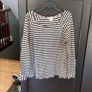 J Crew Long Sleeve T-shirt